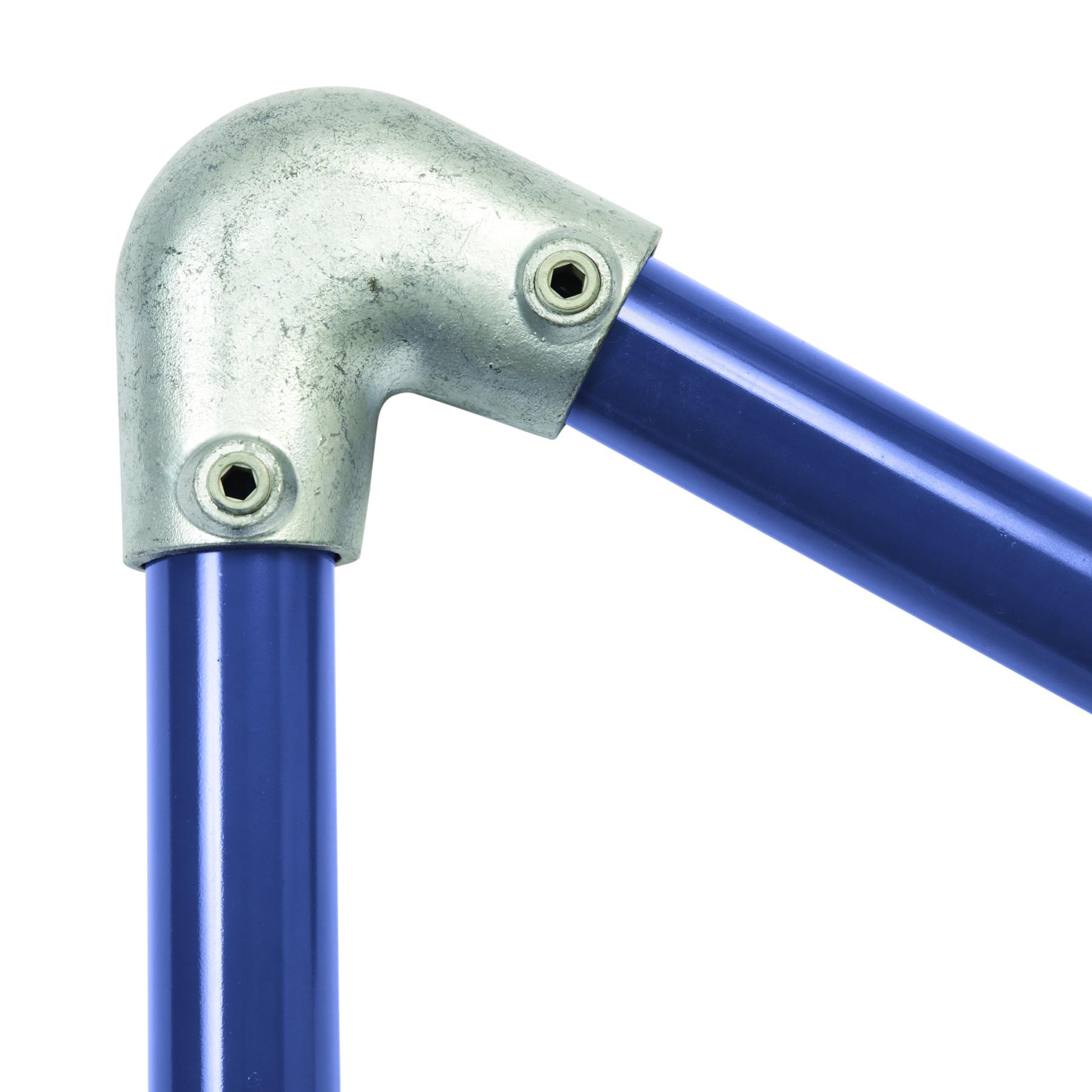 Kee klamp a acute angle elbow key clamp simplified