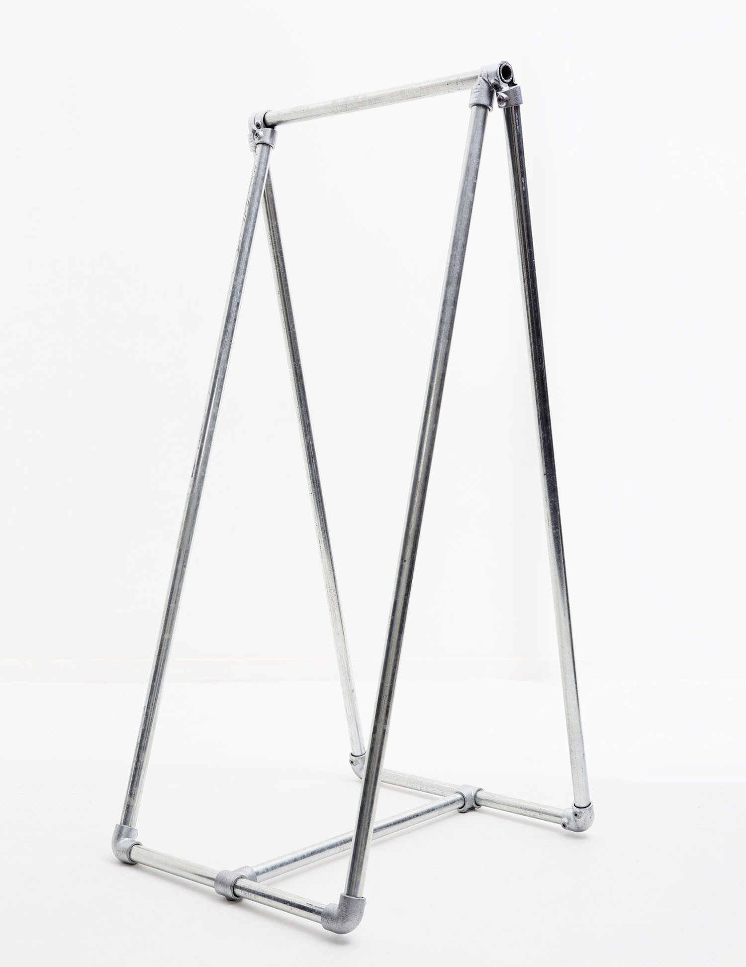 Free Standing Clothing Rail A Frame Kits Simplified