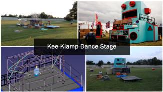Kee Klamp stage