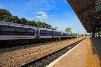 Case study: BoxBolt expansion bolt used for commuter train line