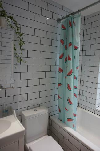 Kee Klamp curtain rail