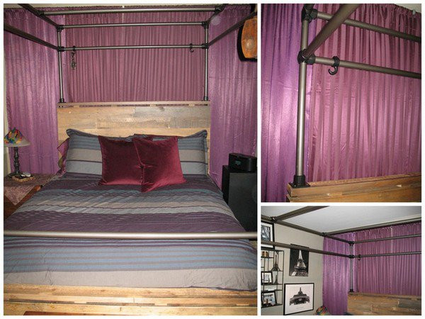 Kee Lite Bed Canopy