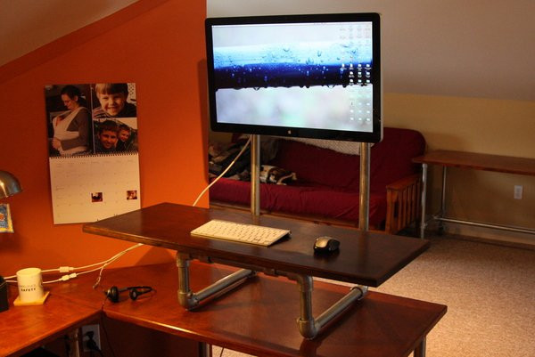 Freestanding Standing Desk