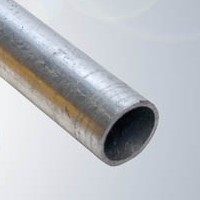 Size 4 - 21.3 O/D Galvanised Tube