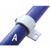 199 - Single Sided Fixing Bracket, Kee Klamp