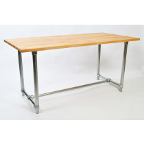 Adjustable Height Table Frame