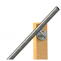 SR-570 Wall Mounted Handrail, fitting render