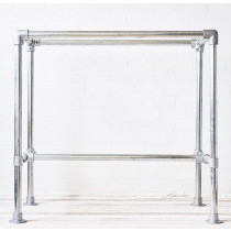 Table Frame Kit - Rugged (Galvanised Steel)