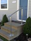 Adjustable angle handrail kit, photo 2