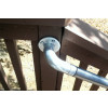 SR-565 Wall Mounted Handrail, installation example 4