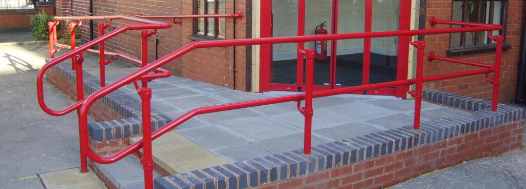 DDA Compliant Handrail