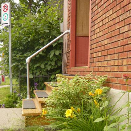 Hybrid Handrail Kits