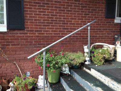 Outdoor or Indoor Handrails