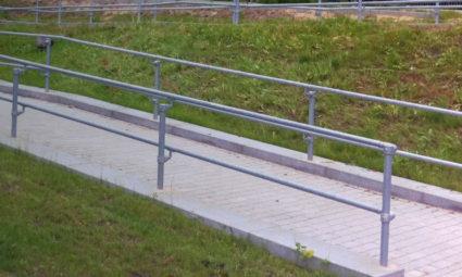 Kee Klamp Handrail: The basics