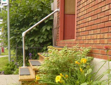 Handrail kits