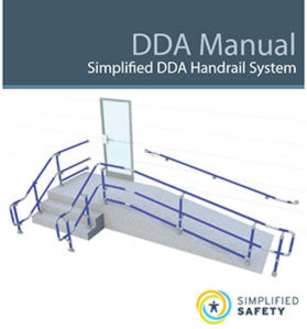 DDA-Compliant Handrail Manual
