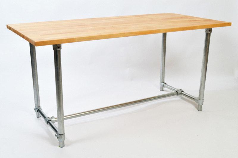 Adjustable Height Table Frame Kit