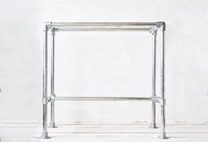 Rugged frame