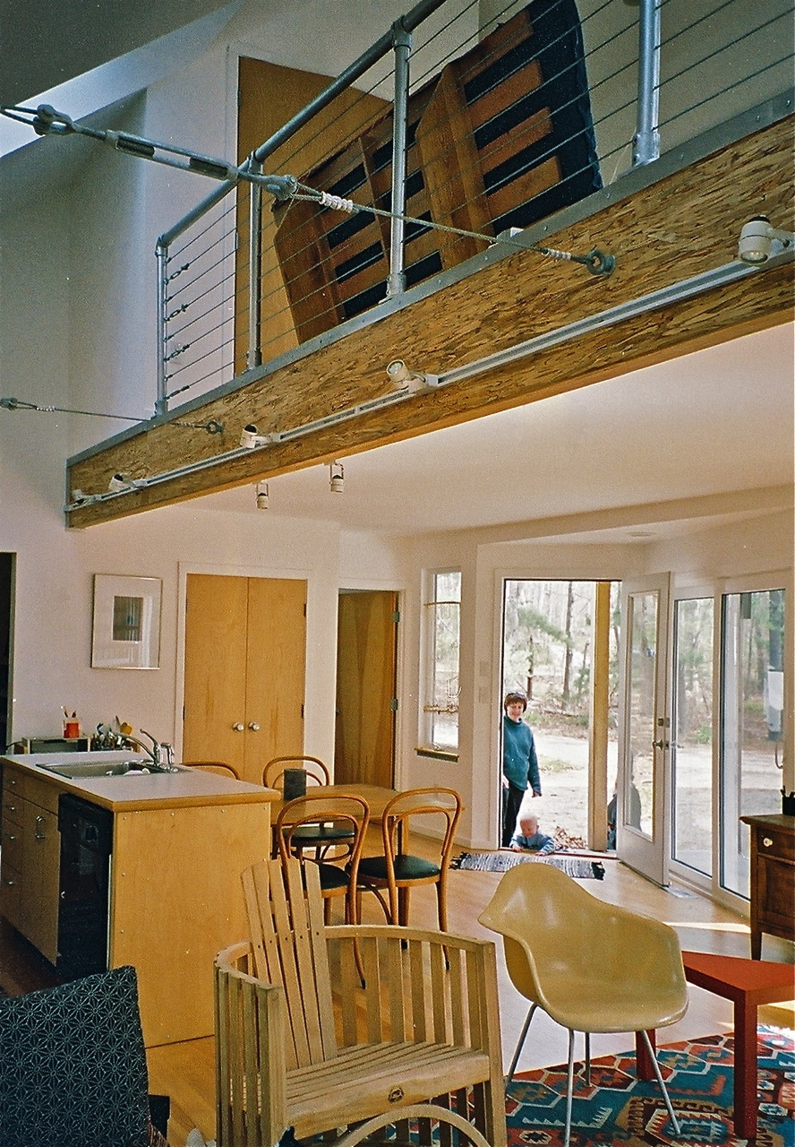 DIY handrail for your house