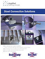 Steel Connections Catalogue