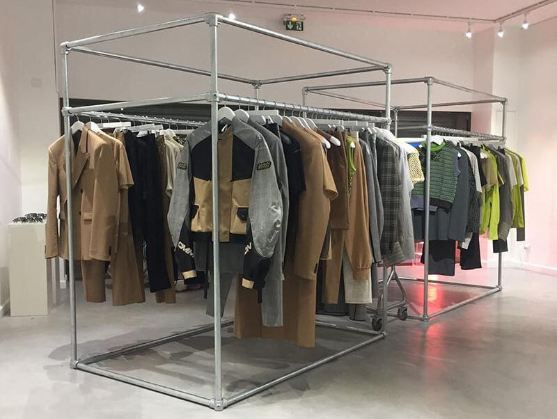 adaptable and flexible clothing rail solutions