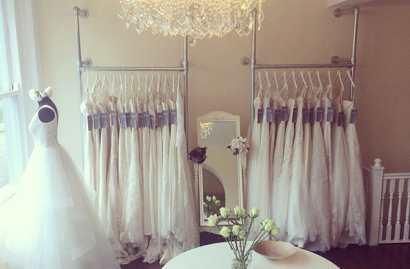 clothes rails that look good in your shop