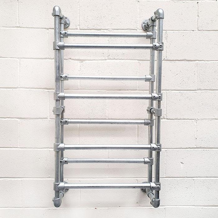 heavy duty wall mounted shoe storage