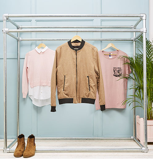DIY Clothing racks