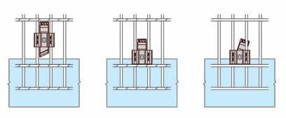 Floorfix Steel Plate Fastener Installation
