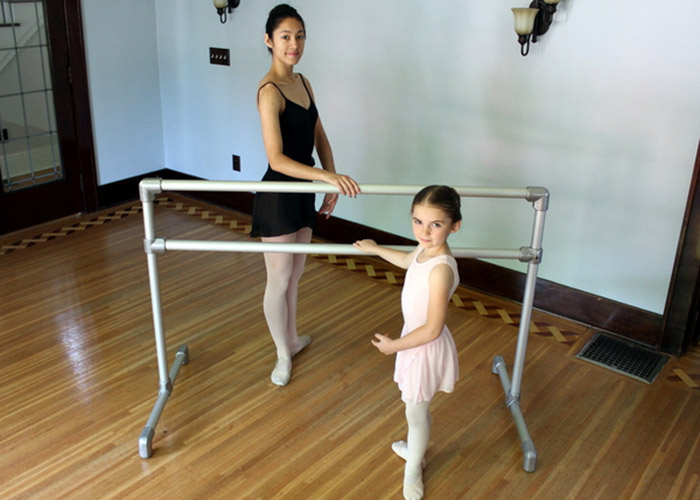 barre equipment for adults and children