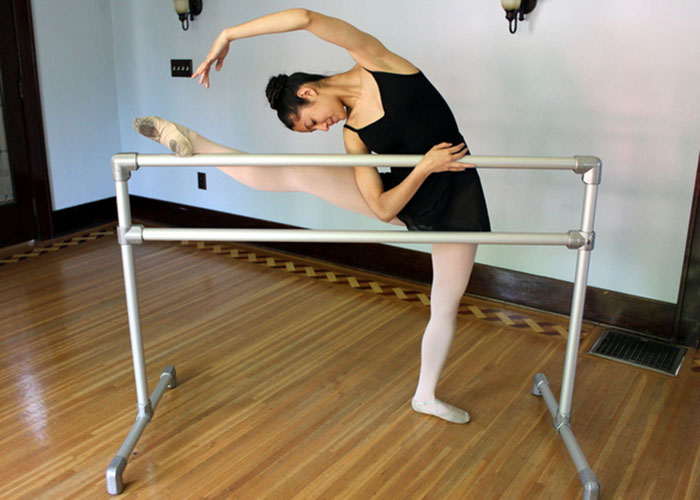 ballet barre lightweight for home use