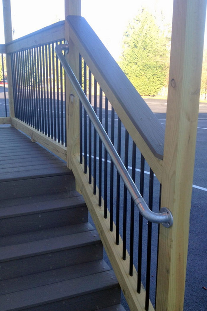 outdoor or railing for walls