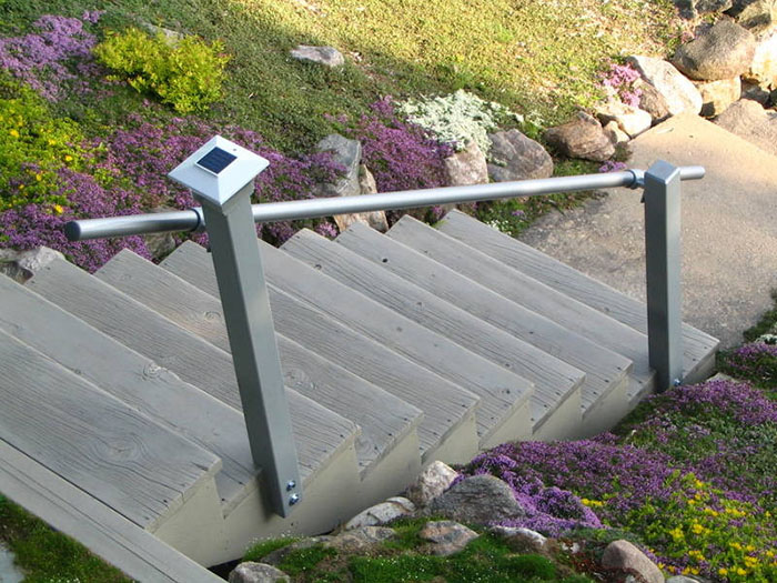 heavy duty handrail kit