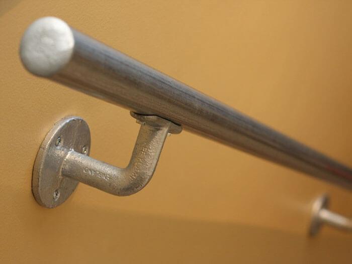 heavy duty handrail kit for outdoors