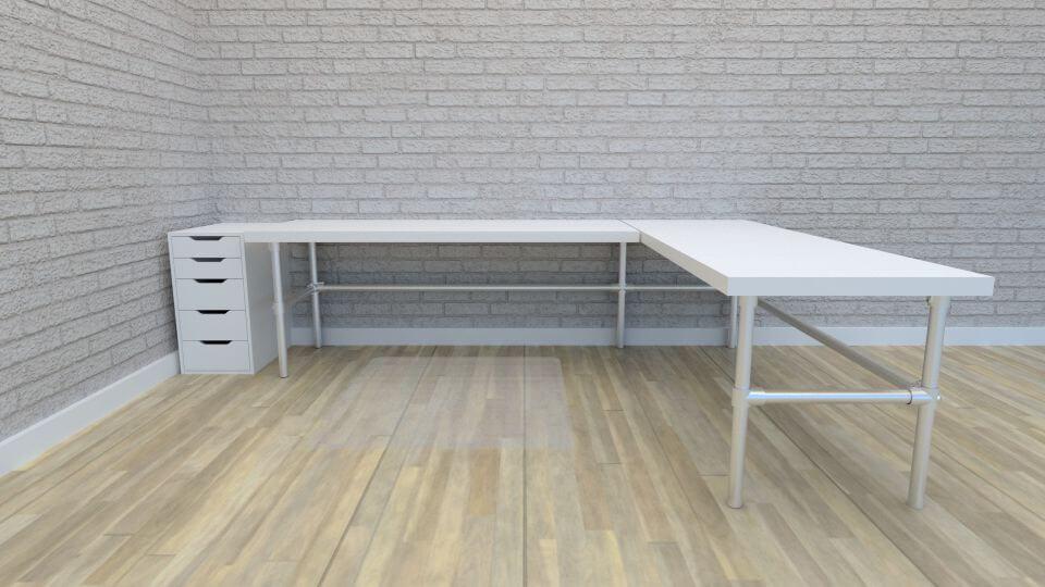 L-Shaped Desks for Your Office