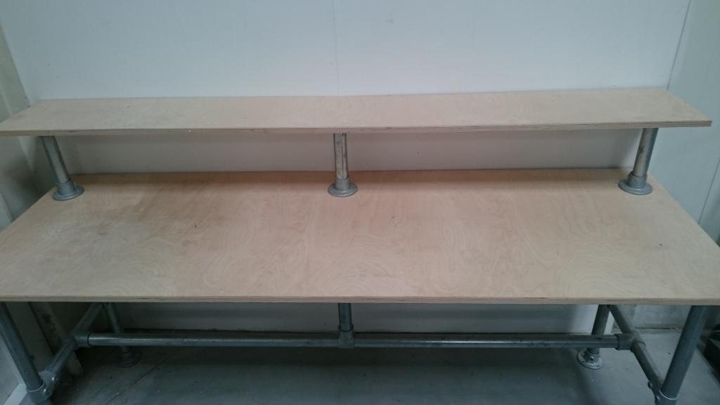 Kee Klamp Work Bench