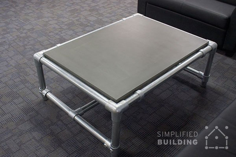 heavy duty frame for any table top