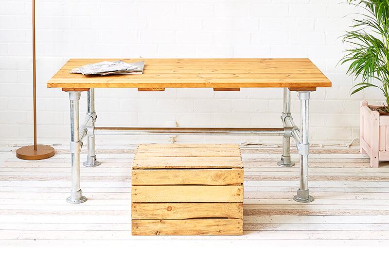 versatile table frame
